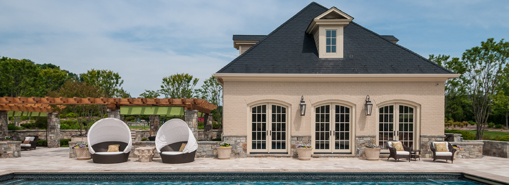 5 Important Features of Quality Pool House Designs