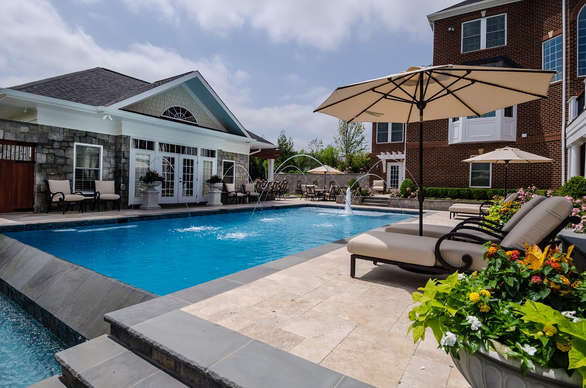Discover New Depths to Your Home with Custom Pool Landscaping Solutions