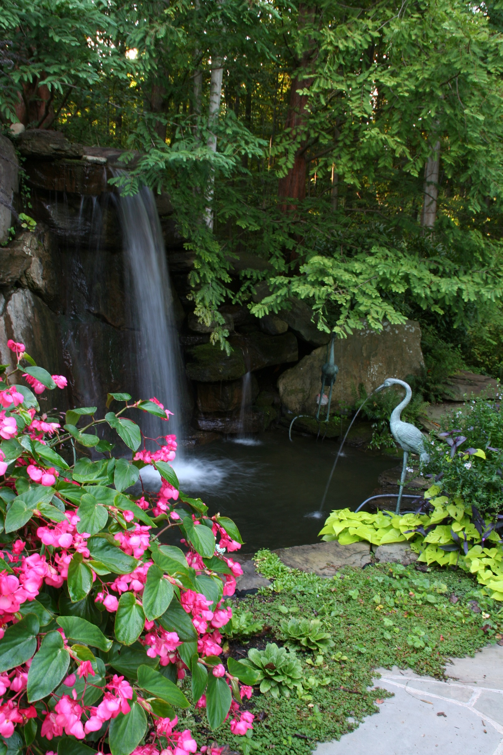 Customized Water Features Can Improve the Natural Beauty of Your Landscape