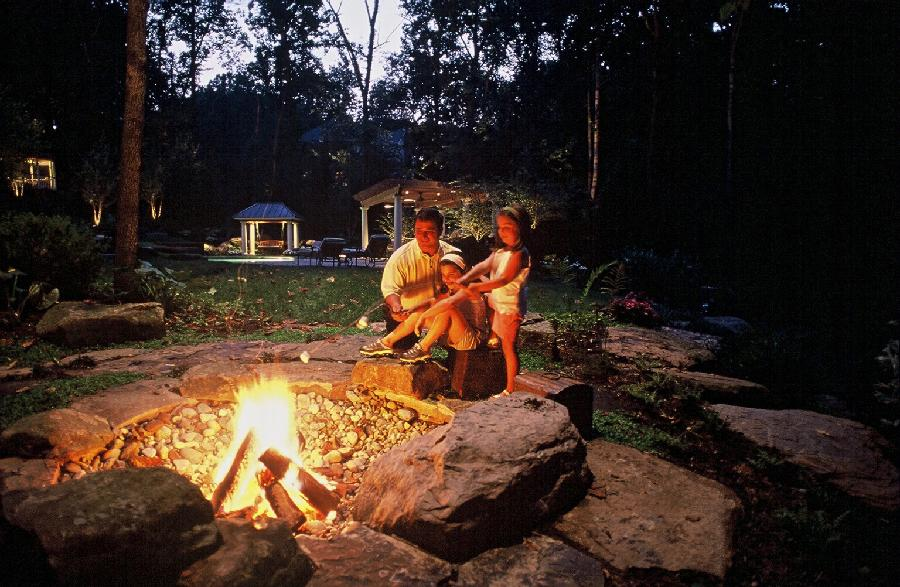 Outdoor Fireplaces and Firepits Do More Than Add Warmth to Your Backyard