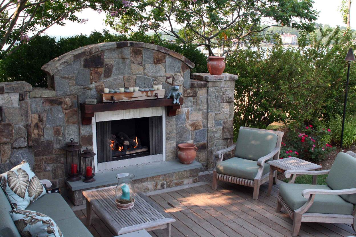 Add Comfort, Style, and Serenity to Your Home with Outdoor Living Spaces